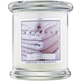 Kringle Candle Warm Cotton illatos gyertya  127 g