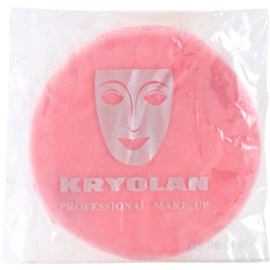 Kryolan Basic Accessories puszek do pudru mała Ø 8 cm