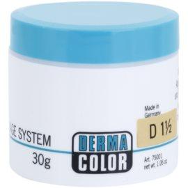 Kryolan Dermacolor Camouflage System krémový korektor make-up v jednom odtieň D 1 1/2  30 g