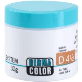 Kryolan Dermacolor Camouflage System krémový korektor a make-up v jednom odstín D 4 1/2  30 g