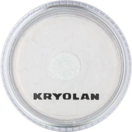 Kryolan Basic Face & Body pudra cu particule stralucitoare pentru fata si corp culoare Copper 3 g