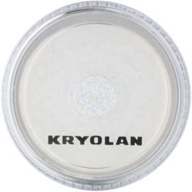 Kryolan Basic Face & Body pudra cu particule stralucitoare pentru fata si corp culoare Golden 3 g