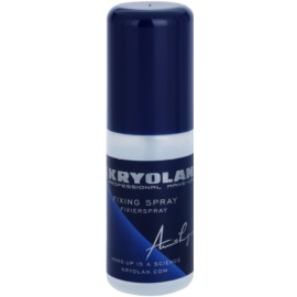 Kryolan Basic Face & Body fixator machiaj cu atomizor  50 ml
