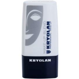 Kryolan Basic Face & Body Vloeibare Make-up Base met Matterend Effect   30 ml