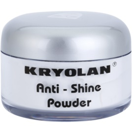 Kryolan Basic Face & Body фиксираща пудра с матиращ ефект  30 гр.