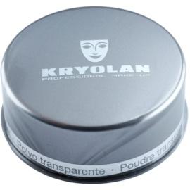 Kryolan Basic Face & Body transparentní sypký pudr odstín TL 1 60 g