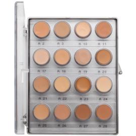 Kryolan Dermacolor Light paleta 16 odstínů korektorů  20 ml