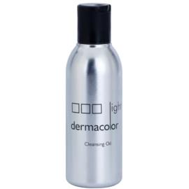 Kryolan Dermacolor Light odličovací olej na obličej a oči  150 ml