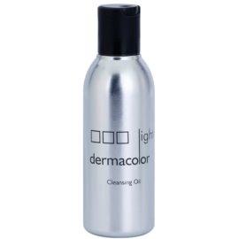 Kryolan Dermacolor Light олио за премахване на грим за лице и очи  150 мл.