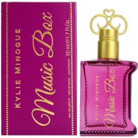 Kylie Minogue Music Box parfémovaná voda pro ženy 50 ml