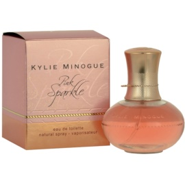 Kylie Minogue Pink Sparkle toaletní voda pro ženy 30 ml