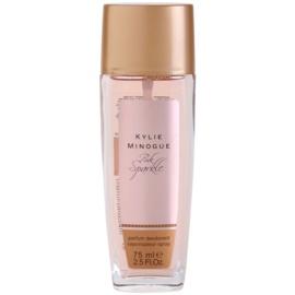 Kylie Minogue Pink Sparkle desodorante con pulverizador para mujer 75 ml