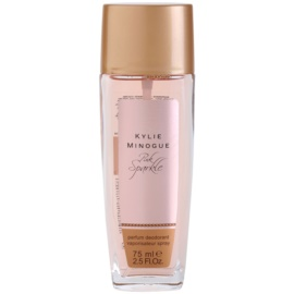 Kylie Minogue Pink Sparkle spray dezodor nőknek 75 ml