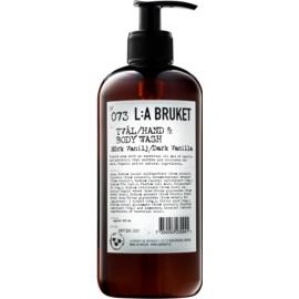 L:A Bruket Body Flüssigseife mit Vanille  450 ml