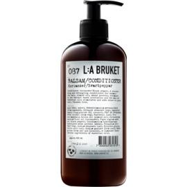 L:A Bruket Hair balzam za normalne in suhe lase brez parabenov koriander in črni poper  450 ml