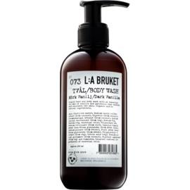 L:A Bruket Body Flüssigseife mit Vanille  250 ml