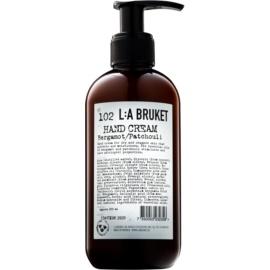 L:A Bruket Body Bergamot and Patchouli Hand Cream  250 ml