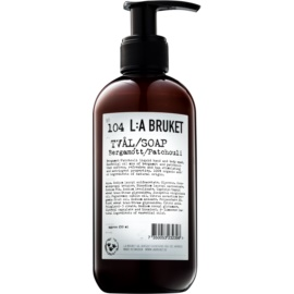 L:A Bruket Body Bergamot and Patchouli Liquid Soap for Hands and Body  250 ml