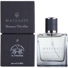 La Martina Maserati Centennial Polo Tour eau de toilette para hombre 100 ml