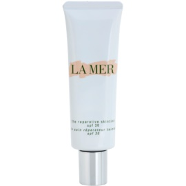 La Mer Skincolor crema con color regeneradora  SPF 30 tono 02 Light 40 ml