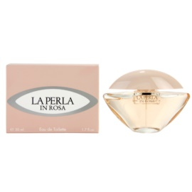 La Perla In Rosa Eau de Toilette für Damen 50 ml