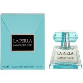 La Perla  J´Aime Les Fleurs toaletná voda pre ženy 30 ml