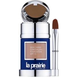 La Prairie Skin Caviar Collection Flüssiges Make Up Farbton Warm Beige (SPF 15) 30 ml