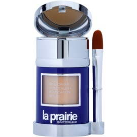 La Prairie Skin Caviar Collection fond de teint liquide teinte Porcelaine Blush (SPF 15) 30 ml