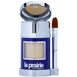 La Prairie Skin Caviar Collection Flüssiges Make Up Farbton Peche (SPF 15) 30 ml