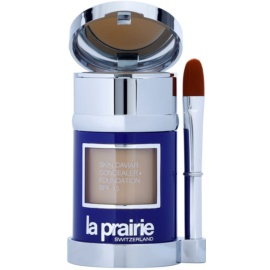 La Prairie Skin Caviar Collection Flüssiges Make Up Farbton Mocha  30 ml