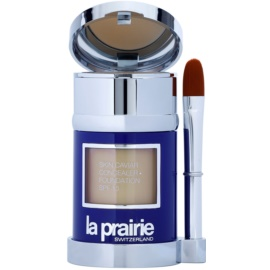 La Prairie Skin Caviar Collection Flüssiges Make Up Farbton Golden Beige (SPF 15) 30 ml