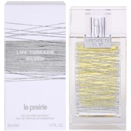 La Prairie Life Threads Silver Eau de Parfum para mulheres 50 ml