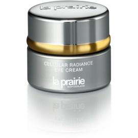 La Prairie Swiss Moisture Care Eyes crema para contorno de ojos  15 ml