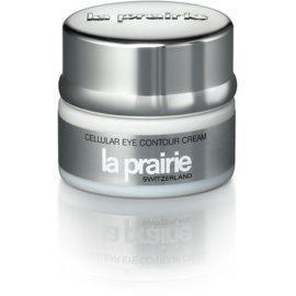 La Prairie Swiss Moisture Care Eyes krema proti gubam za predel okoli oči za vse tipe kože  15 ml