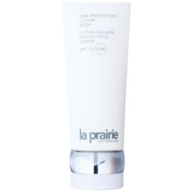 La Prairie Sun Protection Bräunungscreme für den Körper SPF 30  180 ml