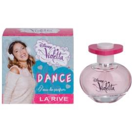 La Rive Disney Violetta Dance parfumska voda za ženske 50 ml