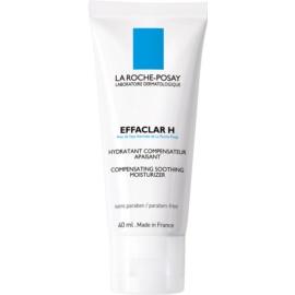 La Roche-Posay Effaclar creme hidratante e apaziguador  para pele problemática, acne H  40 ml