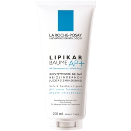 La Roche-Posay Lipikar AP+ balzam, ki koži vrača lipide proti draženju in srbenju kože  200 ml