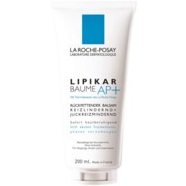 La Roche-Posay Lipikar AP+ rückfettendes Balsam Gegen Reizungen und Jucken der Haut  200 ml