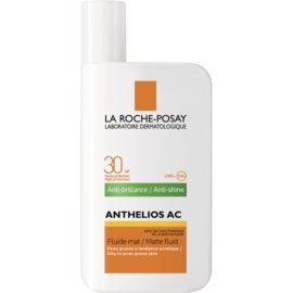 La Roche-Posay Anthelios AC ochranný zmatňujúci fluid na tvár SPF 30  50 ml