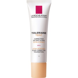 La Roche-Posay Toleriane Teint Fluide podkład we fluidzie do skóry wrażliwej SPF 25 odcień 13  30 ml