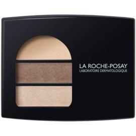 La Roche-Posay Respectissime Ombre Douce fard ochi culoare 02 Brun  4 g