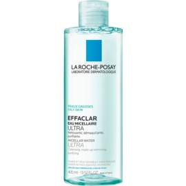 La Roche-Posay Effaclar Cleansing Micellar Water For Problematic Skin, Acne  400 ml