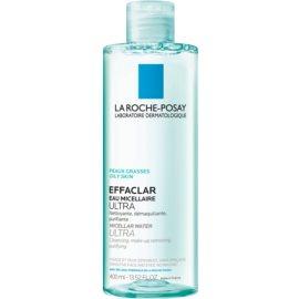 La Roche-Posay Effaclar tisztító micelláris víz problémás és pattanásos bőrre  400 ml