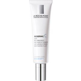 La Roche-Posay Redermic [C] Tages- und Nachtscreme gegen Falten für trockene Haut  40 ml