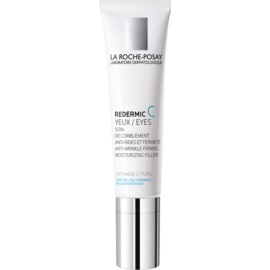 La Roche-Posay Redermic [C] Augencreme gegen Falten für empfindliche Haut  15 ml