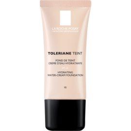 La Roche-Posay Toleriane Teint hydratační krémový make-up pro normální až suchou pleť odstín 02 Light Beige SPF 20  30 ml
