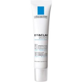 La Roche-Posay Effaclar korekční obnovující péče proti nedokonalostem pleti a stopám po akné Duo [+] 40 ml