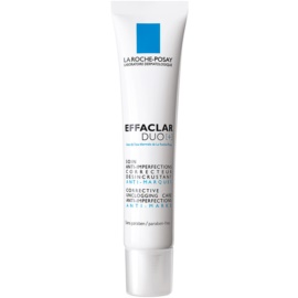 La Roche-Posay Effaclar DUO (+) corector pentru imperfectiunile pielii cu acnee Duo [+] 40 ml