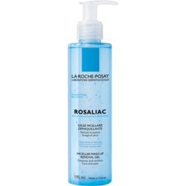 La Roche-Posay Rosaliac gel de curatare micelar pentru piele sensibila cu tendinte de inrosire  195 ml